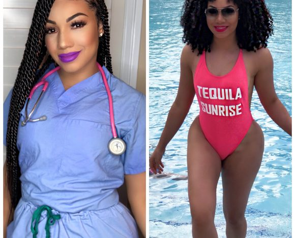 Doctors and nurses started the #medbikini movement to protest sexist study