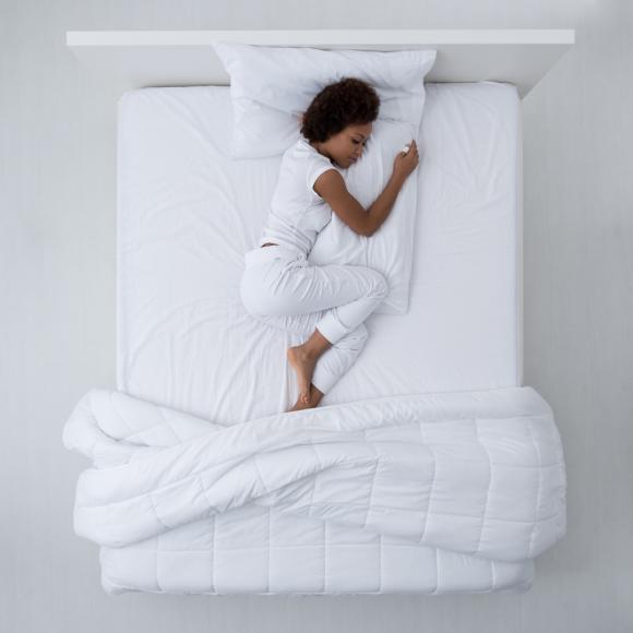 making sleep a priority